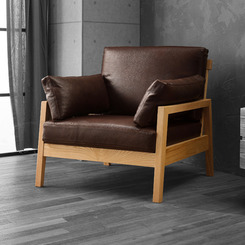 뫼블레 SOFA 102 Ash Leather